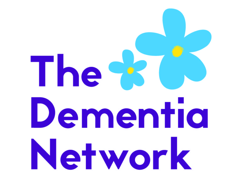 The Dementia Network Logo Colour